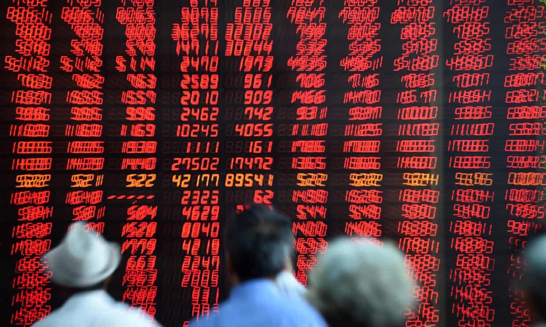Market Melt Up Before The Meltdown