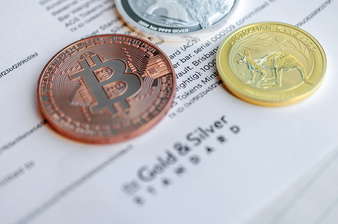 Bitcoin Breaks Resistance