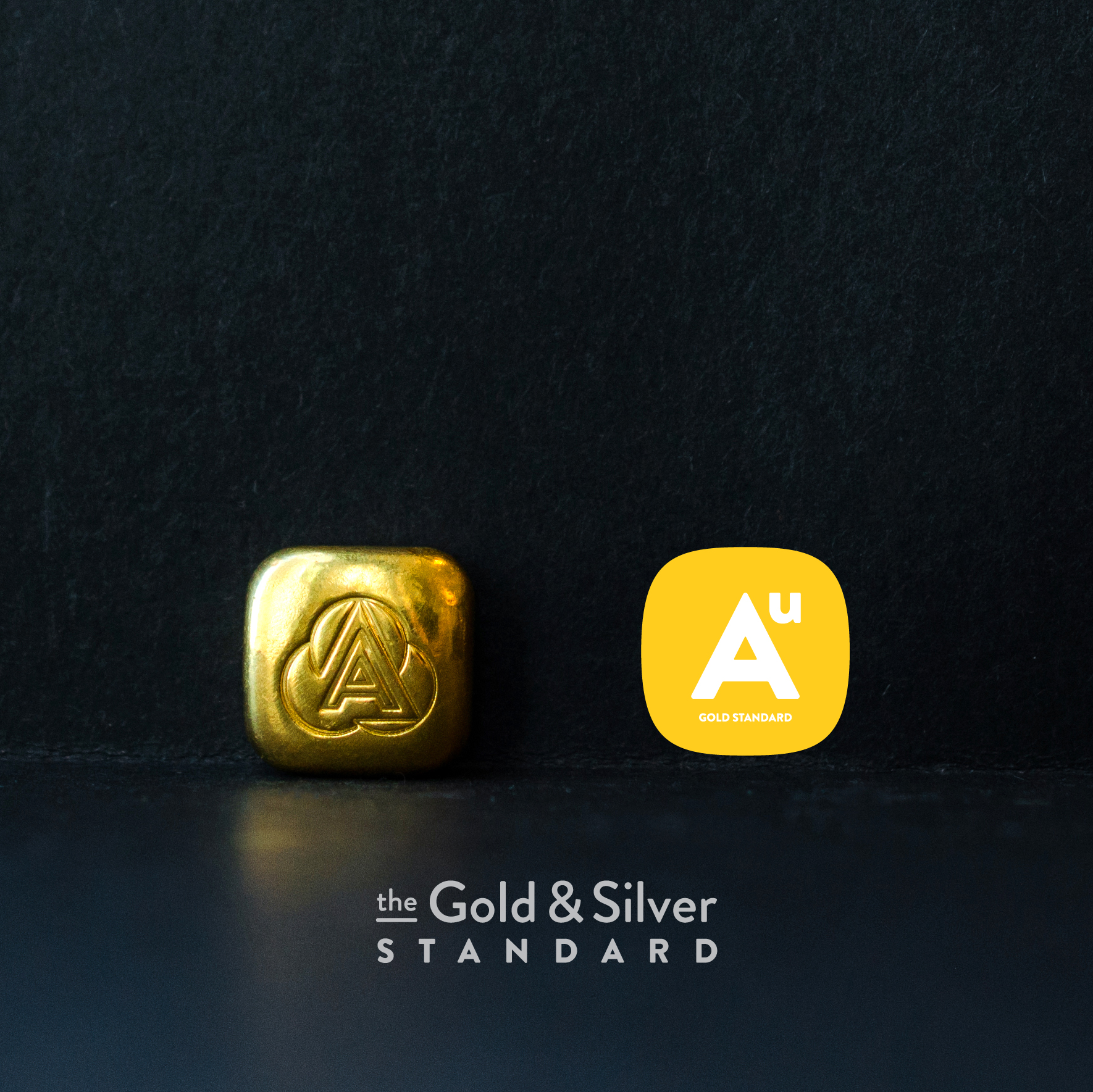 Gold and Silver Standard - STABLE during crypto volatility