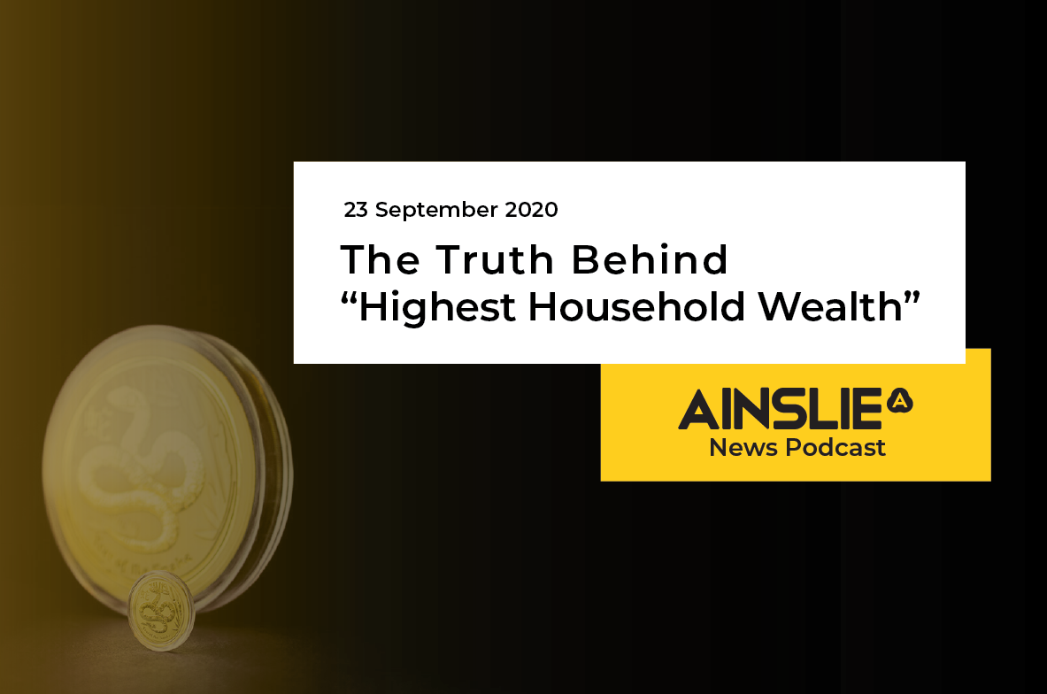 "The Truth Behind ""Highest Household Wealth"""