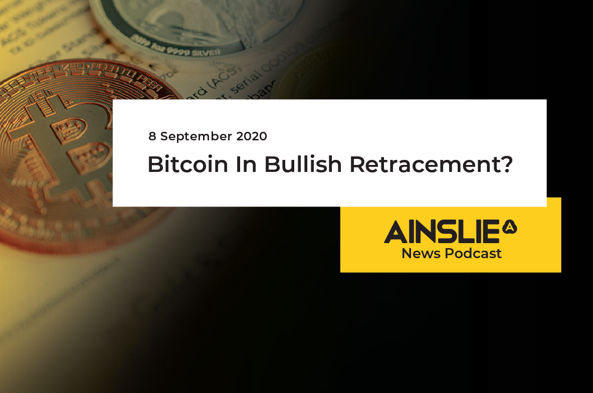 Bitcoin In Bullish Retracement?