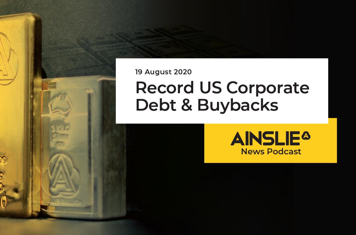 Record US Corporate Debt & Buybacks