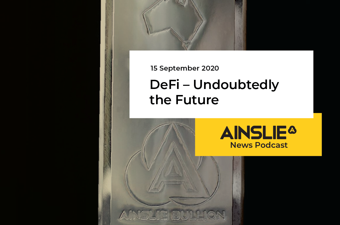 DeFi – Undoubtedly the Future