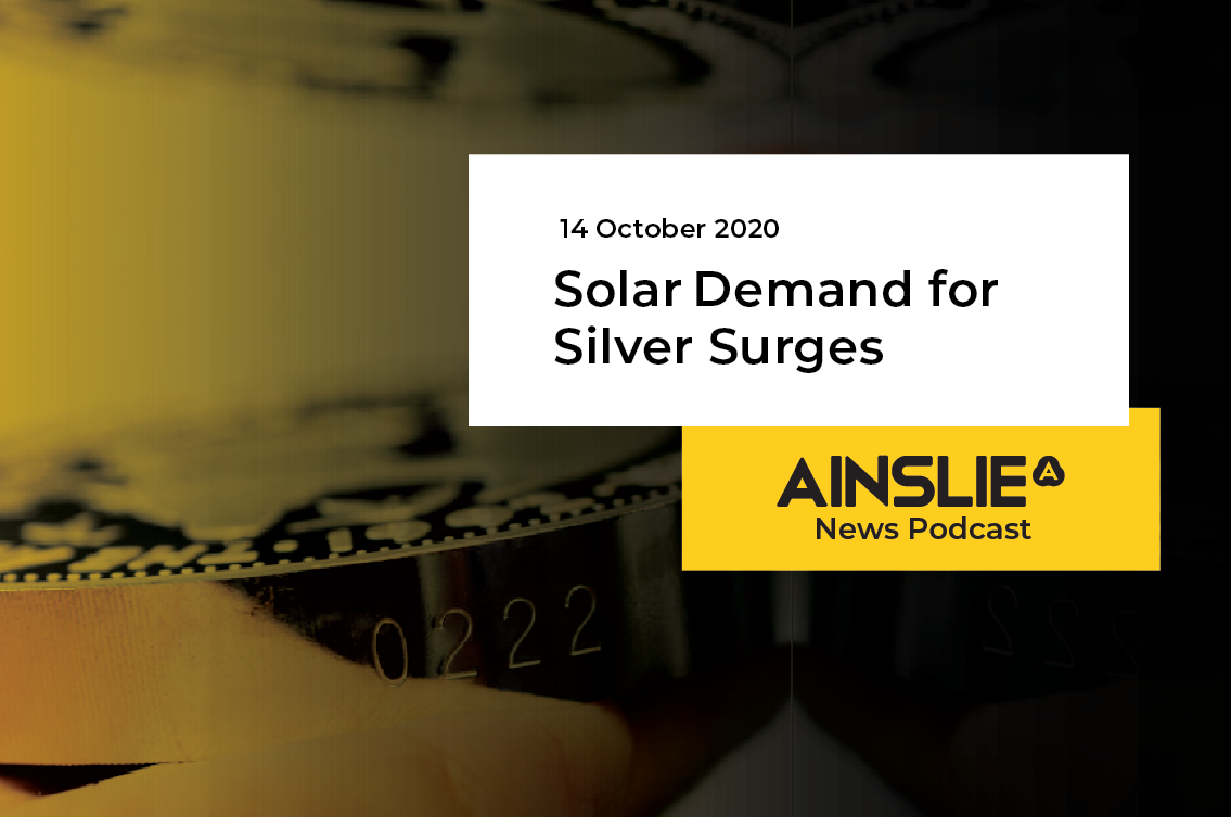 Solar Demand for Silver Surges