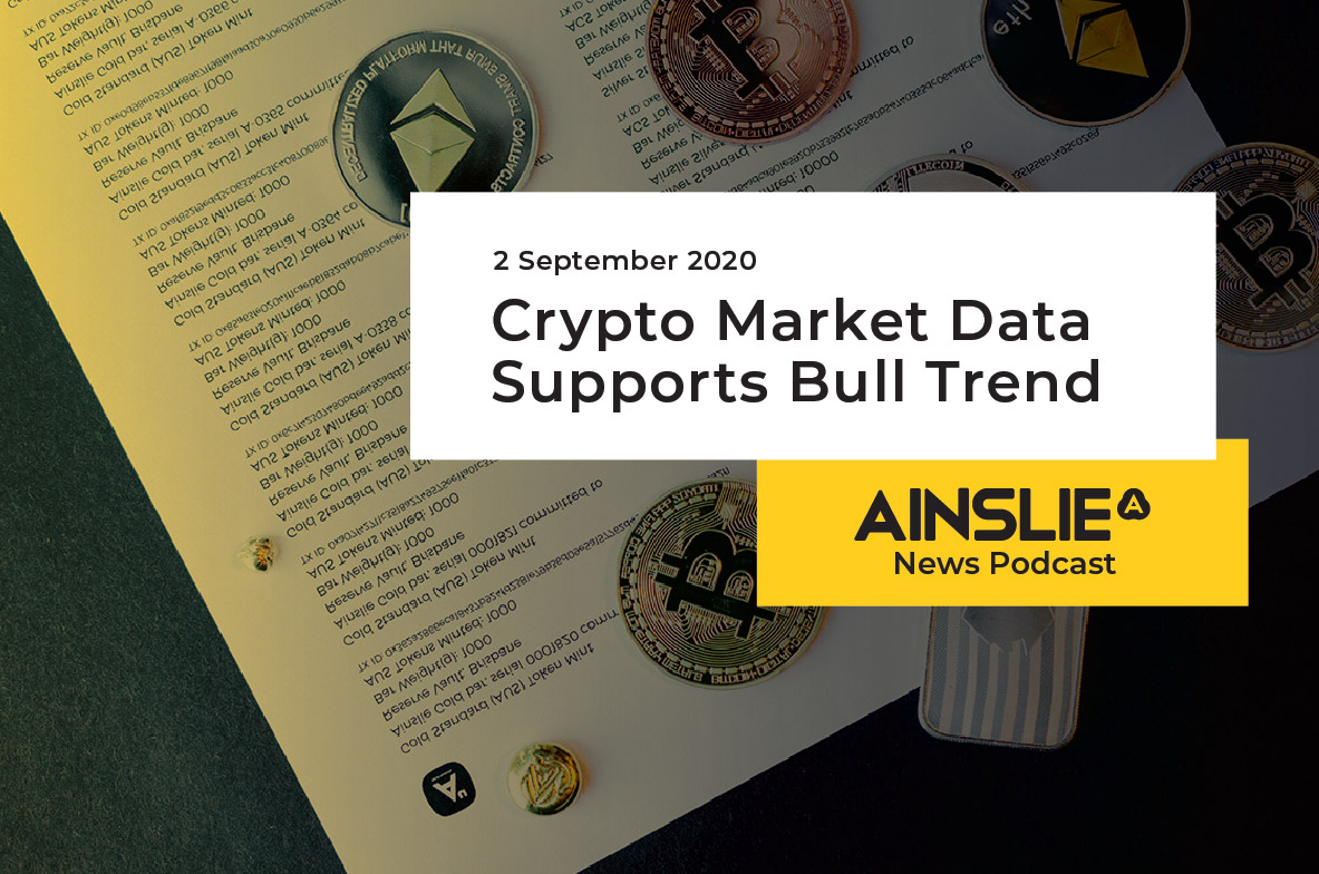 Crypto Market Data Supports Bull Trend