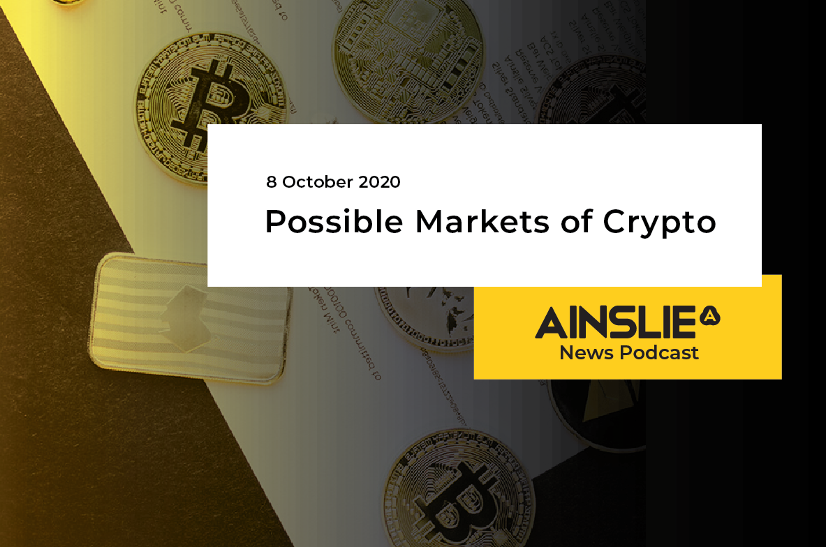 Possible Markets of Crypto